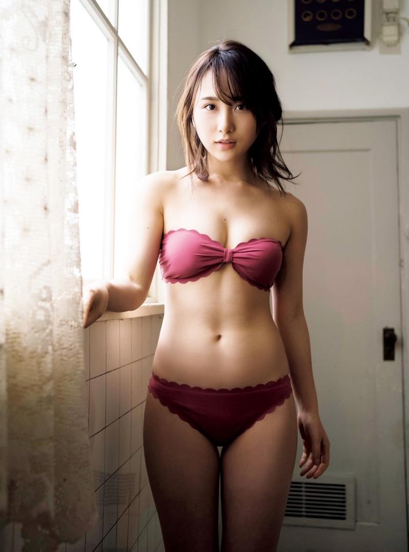 【高橋朱里エロ画像】日本のアイドルから韓国のアイドルへと転身したアイドルのグラビア 57