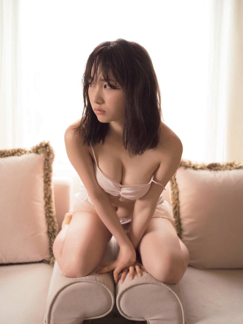 【高橋朱里エロ画像】日本のアイドルから韓国のアイドルへと転身したアイドルのグラビア 60