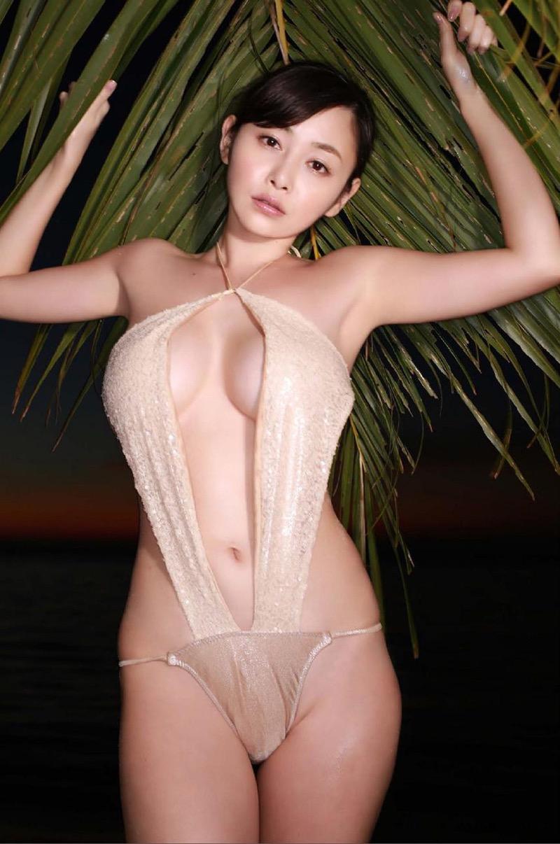 【杉原杏璃エロ画像】アラフォーが近付いてもまだまだ若くて綺麗な巨乳美人タレントのメイク術 44