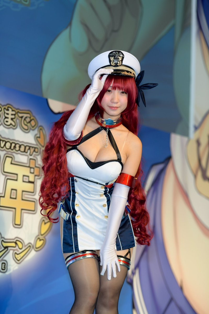 【伊織もえエロ画像】アニメやゲームキャラクターに扮した姿が可愛くてエロい美人コスプレイヤー 18