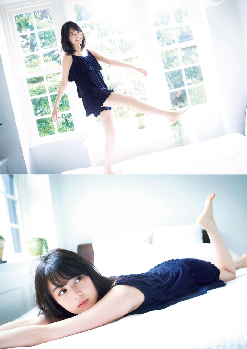 【生田絵梨花エロ画像】セカンド写真集でヌード解禁した乃木坂46の現役アイドル! 60
