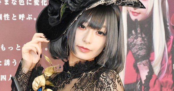 【宇垣美里コスプレ画像】元TBS女子アナウンサーの魔女コスプレとメイクが美し過ぎる!