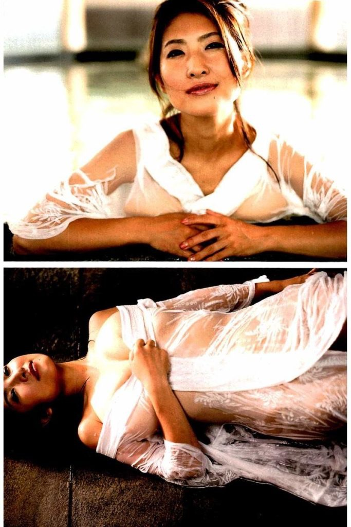 【古瀬絵理エロ画像】自慢のスイカップを存分に活かしてテレビで見せまくる爆乳女子アナウンサー 38