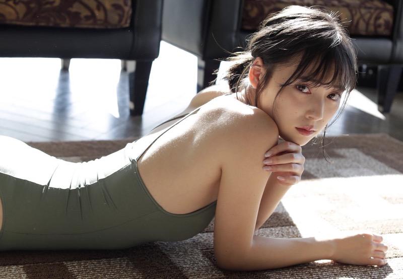 【池上紗理依グラビア画像】様々なデザインのビキニや下着を着こなすエロ可愛い美少女グラドル 05