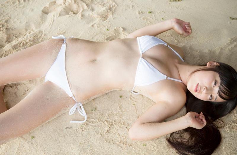 【池上紗理依グラビア画像】様々なデザインのビキニや下着を着こなすエロ可愛い美少女グラドル 09