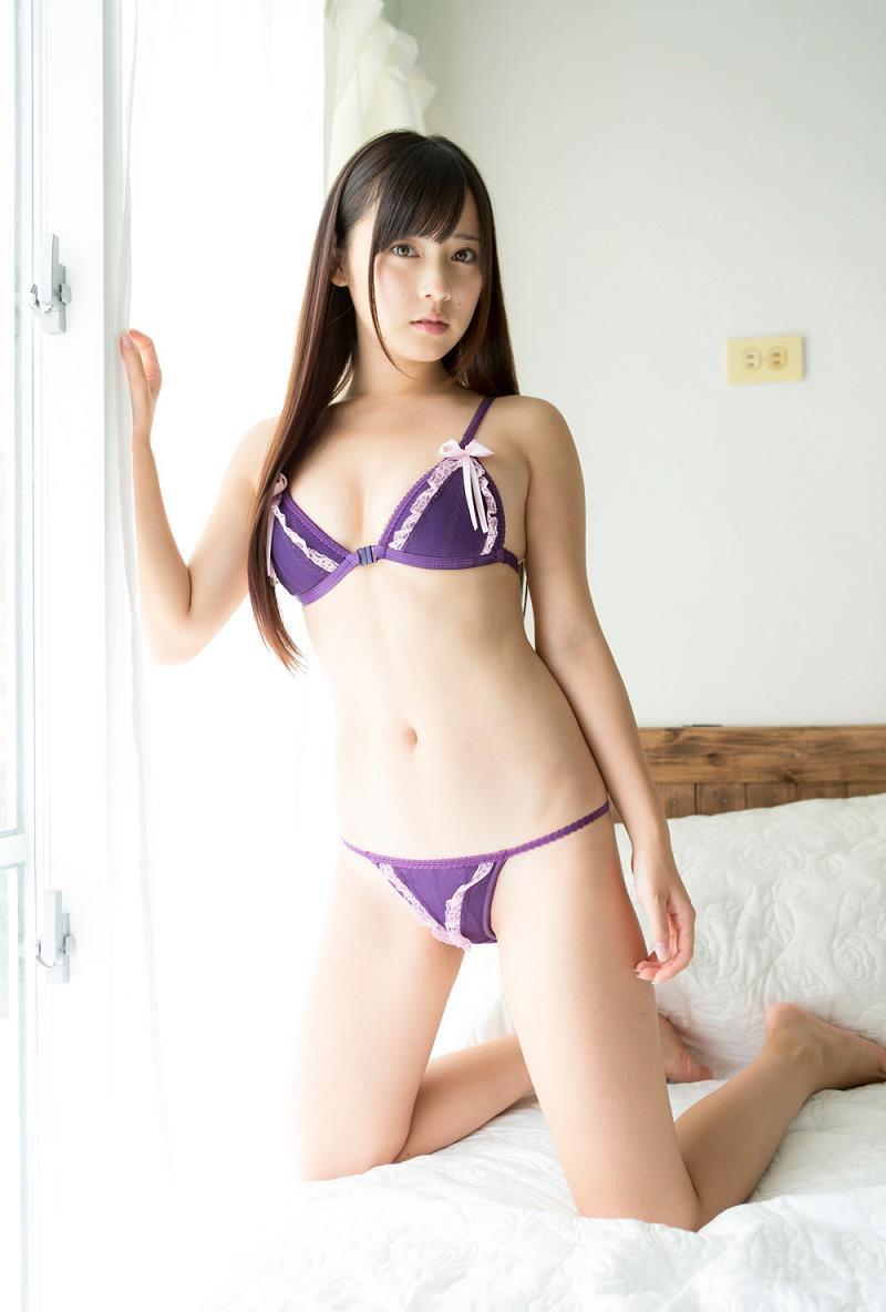 【池上紗理依グラビア画像】様々なデザインのビキニや下着を着こなすエロ可愛い美少女グラドル 29