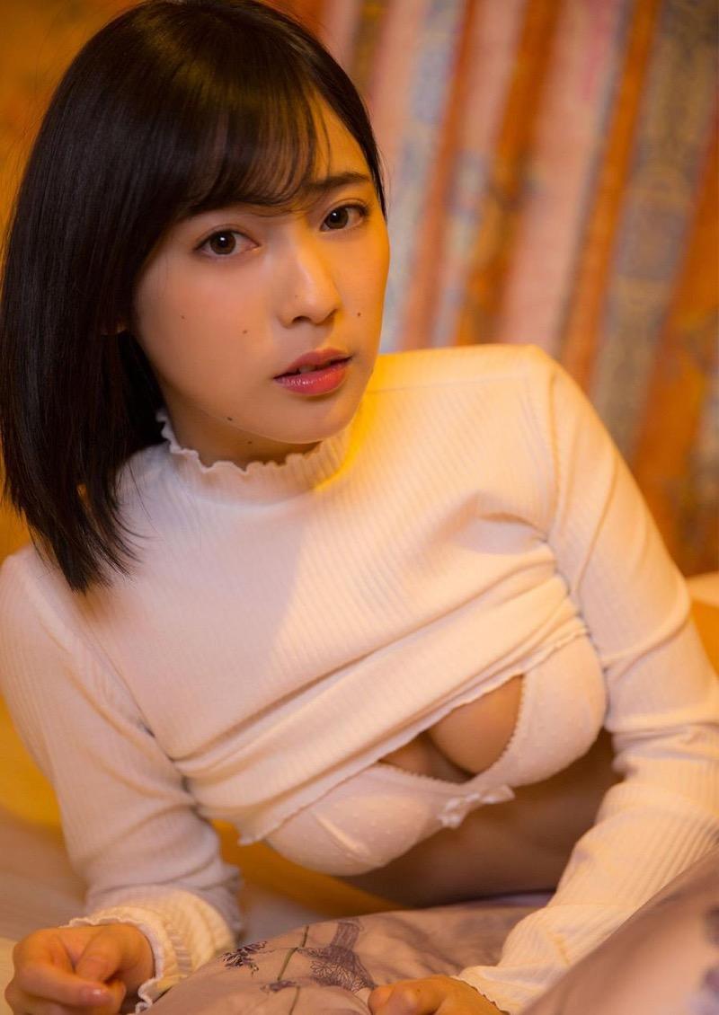 【池上紗理依グラビア画像】様々なデザインのビキニや下着を着こなすエロ可愛い美少女グラドル 62