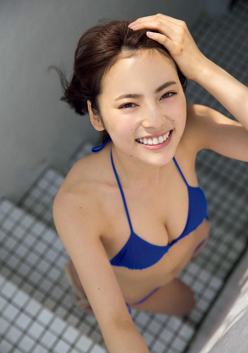 【池上紗理依グラビア画像】様々なデザインのビキニや下着を着こなすエロ可愛い美少女グラドル 64