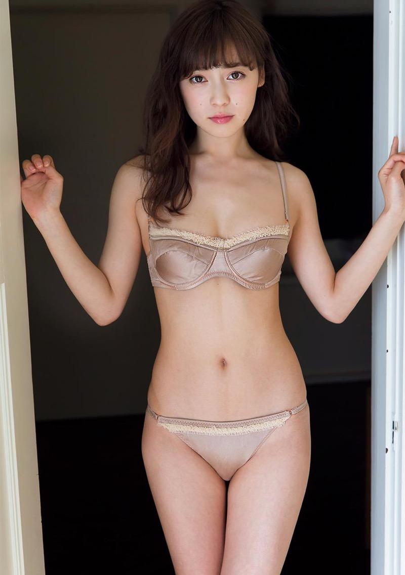 【池上紗理依グラビア画像】様々なデザインのビキニや下着を着こなすエロ可愛い美少女グラドル 65
