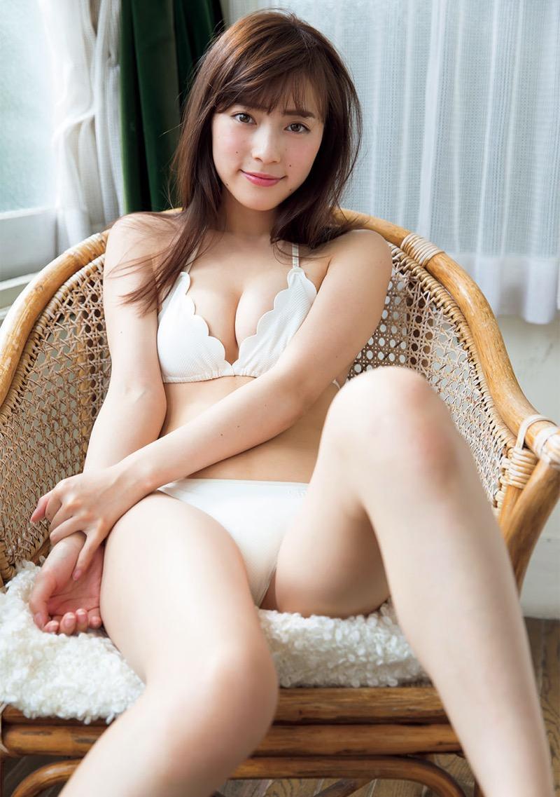 【池上紗理依グラビア画像】様々なデザインのビキニや下着を着こなすエロ可愛い美少女グラドル 66