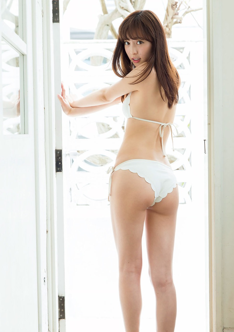 【池上紗理依グラビア画像】様々なデザインのビキニや下着を着こなすエロ可愛い美少女グラドル 67