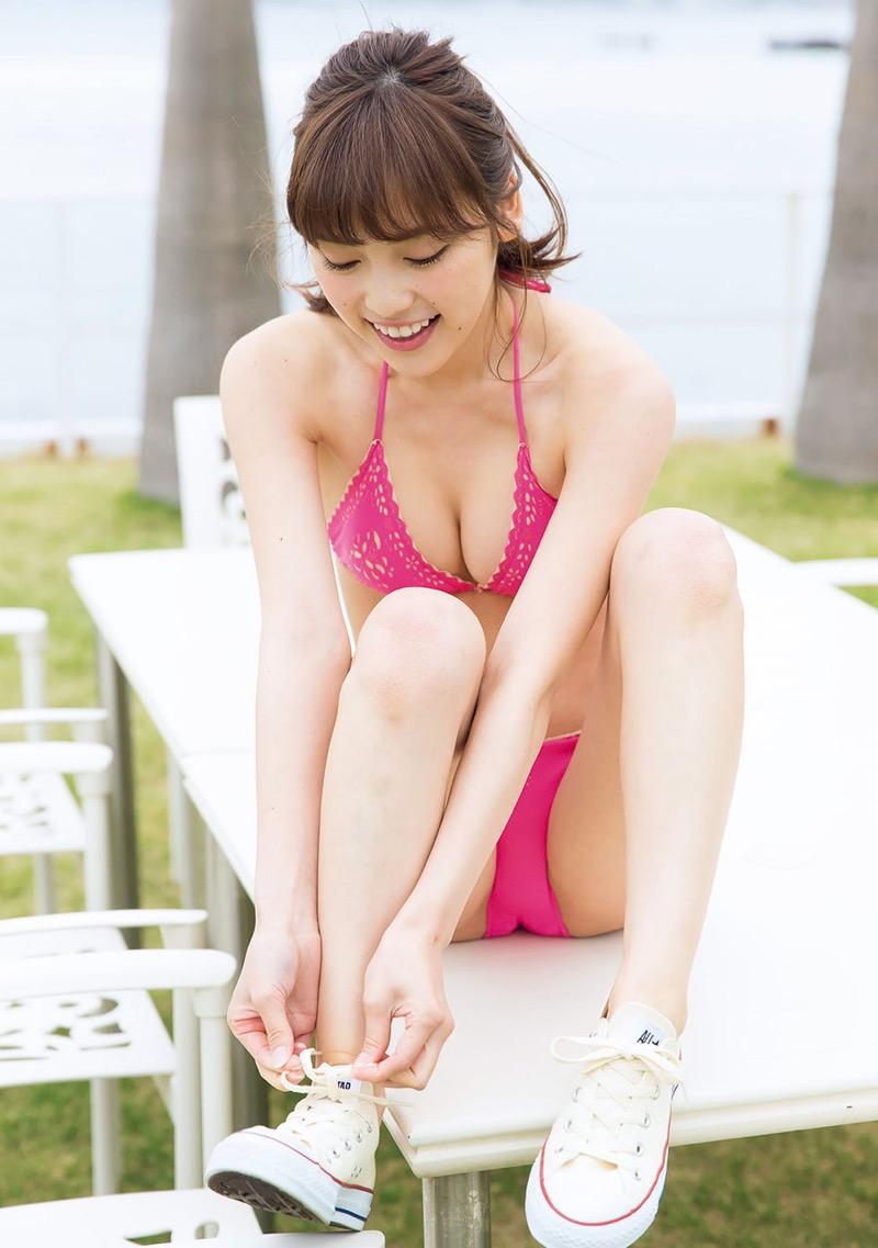 【池上紗理依グラビア画像】様々なデザインのビキニや下着を着こなすエロ可愛い美少女グラドル 68