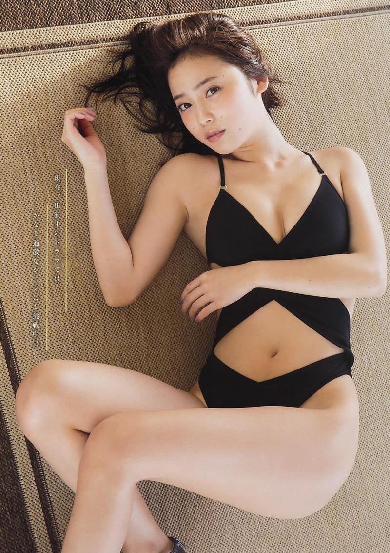 【池上紗理依グラビア画像】様々なデザインのビキニや下着を着こなすエロ可愛い美少女グラドル 69