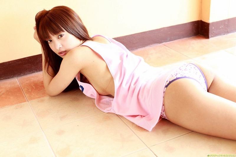 【池田ショコラグラビア画像】名前と身体がとっても美味しそうなスレンダー美少女のエロ画像 36