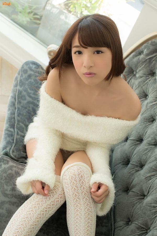 【池田ショコラグラビア画像】名前と身体がとっても美味しそうなスレンダー美少女のエロ画像 60
