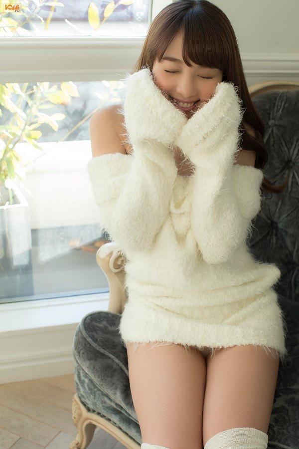 【池田ショコラグラビア画像】名前と身体がとっても美味しそうなスレンダー美少女のエロ画像 62