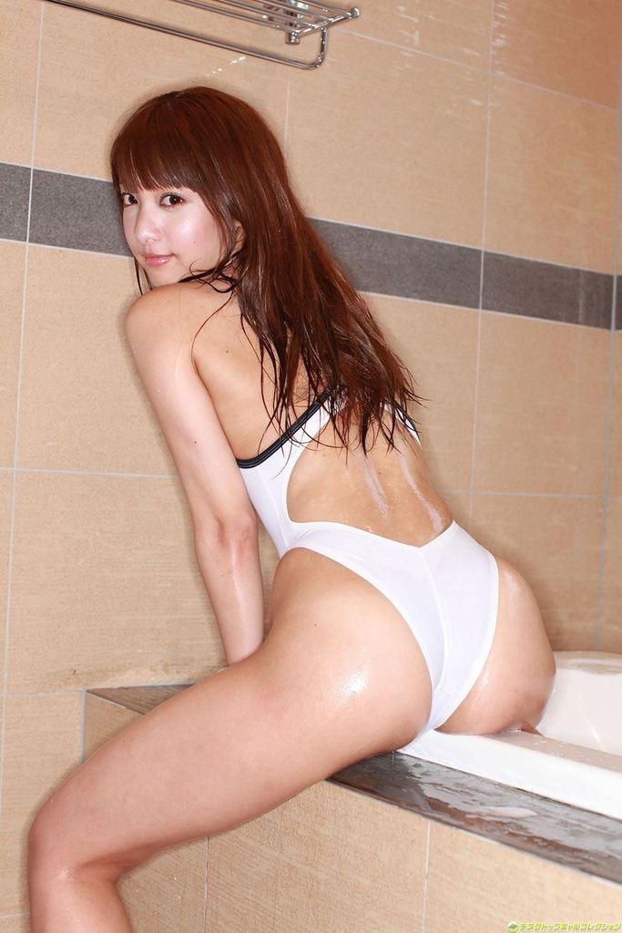 【池田ショコラグラビア画像】名前と身体がとっても美味しそうなスレンダー美少女のエロ画像 66