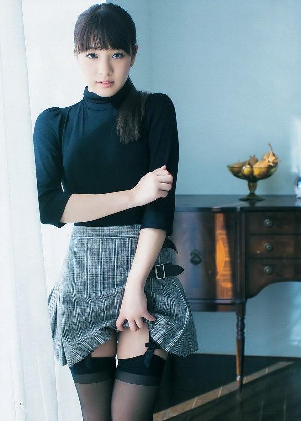 【池田ショコラグラビア画像】名前と身体がとっても美味しそうなスレンダー美少女のエロ画像 77