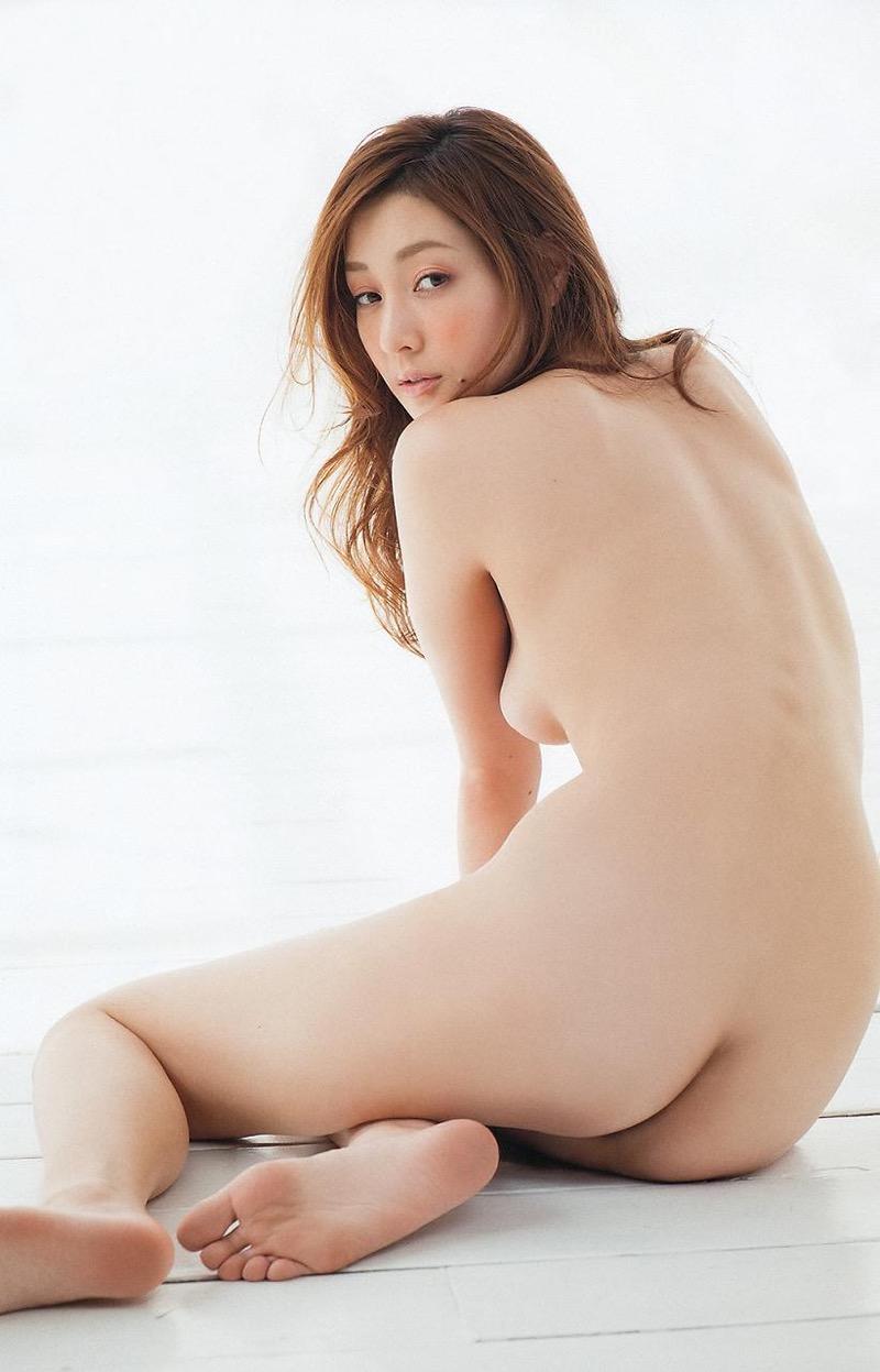 【池田夏希グラビア画像】綺麗な曲線を描くスタイル抜群なFカップ長身ボディがメチャシコ! 47