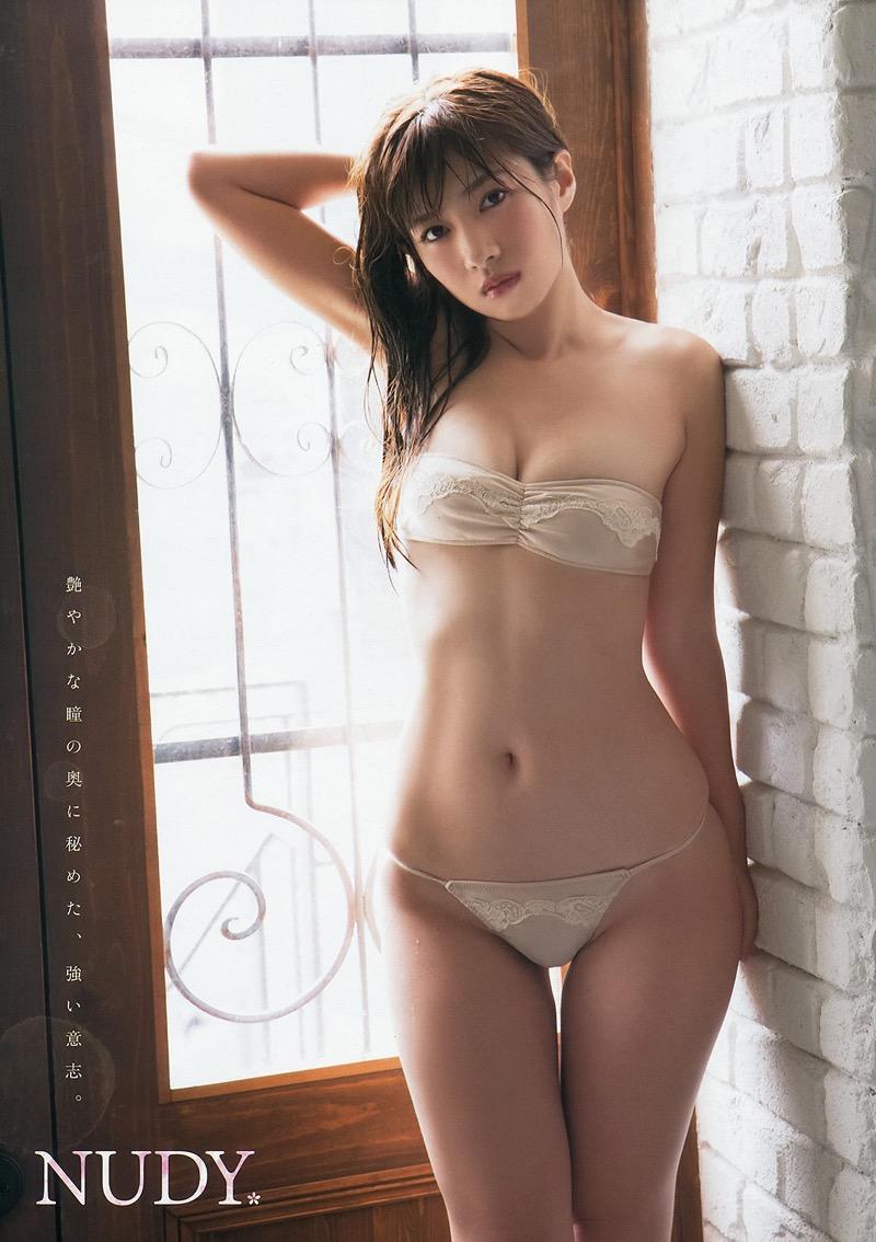 【石岡真衣エロ画像】グラビアアイドルに憧れてデビューしたFカップ巨乳娘のギリギリヌード! 76