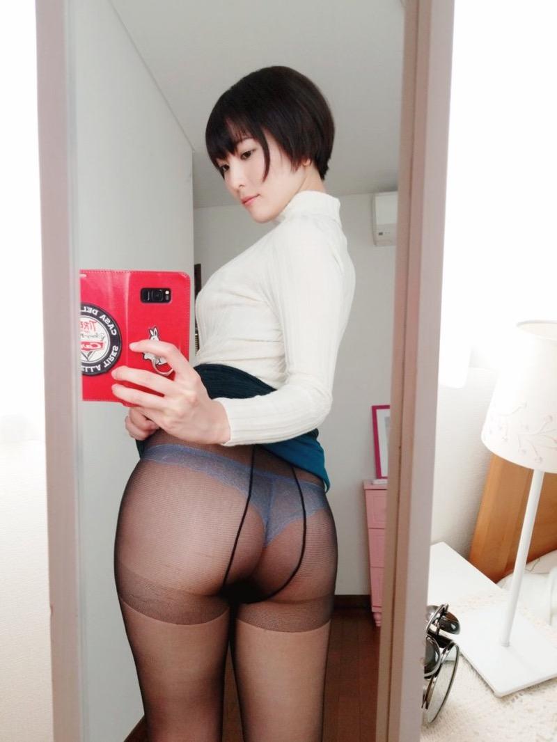 【グラドルストッキング画像】ストッキングが似合ってとってもセクシーなグラドル美女画像 29