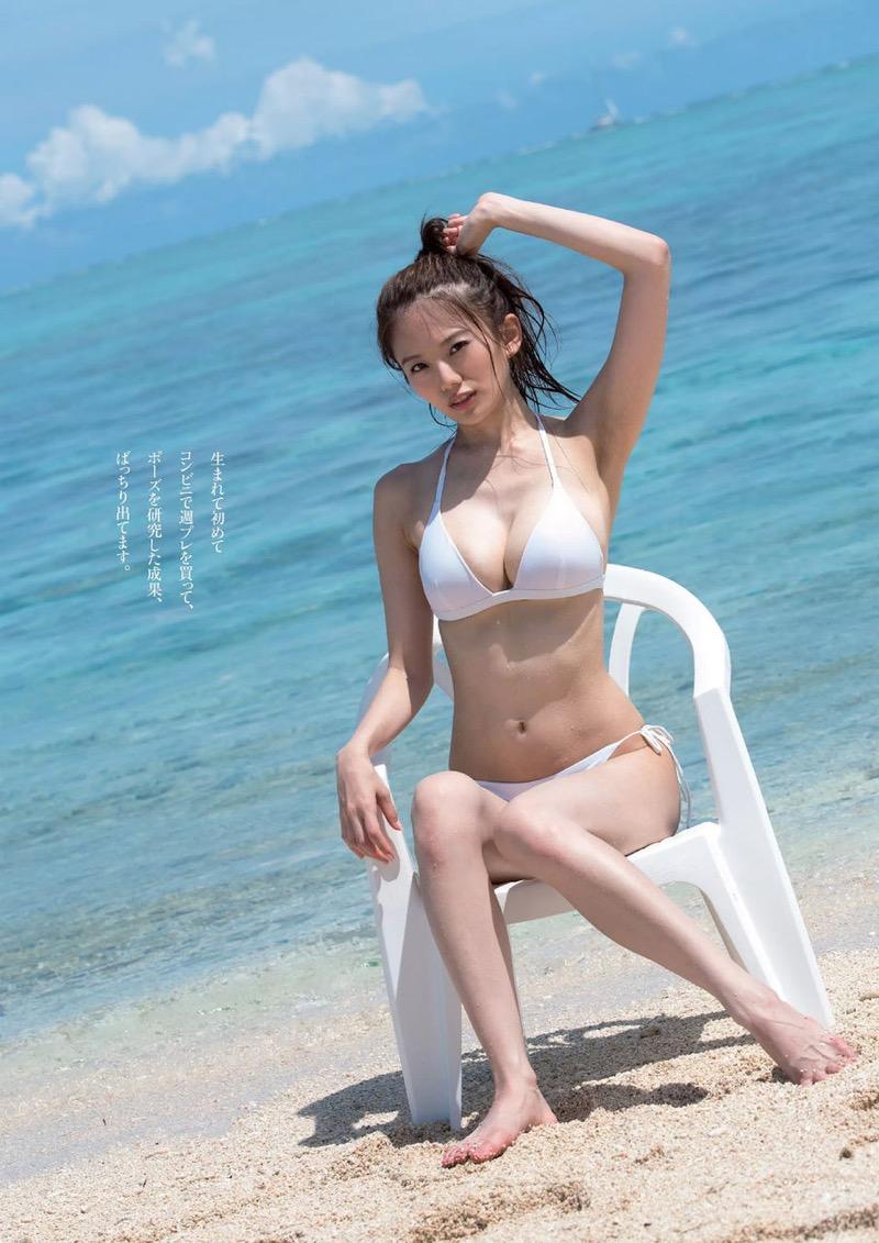 【伊東紗冶子グラビア画像】西川貴教との熱愛報道が原因で実家に連れ戻されたグラビアアイドル 61
