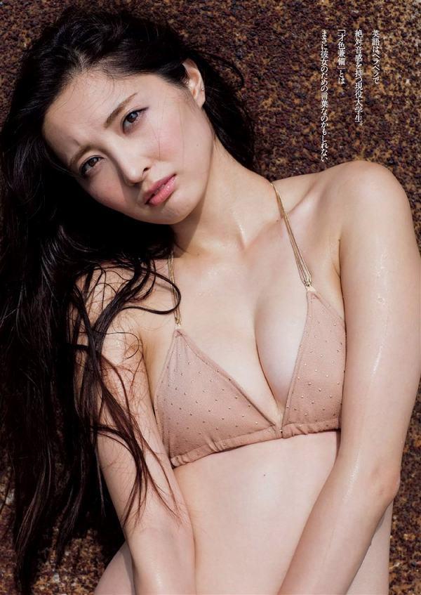【大石絵理グラビア画像】バイセクシャル発言で話題になったファッションモデルのセクシー写真 16