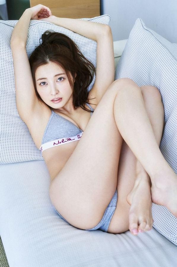 【大石絵理グラビア画像】バイセクシャル発言で話題になったファッションモデルのセクシー写真 45