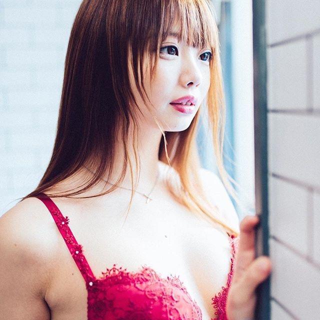 【杏ちゃむエロ画像】こんな可愛いグラビアアイドルが女子プロレスラーってエロ過ぎかよwww 15