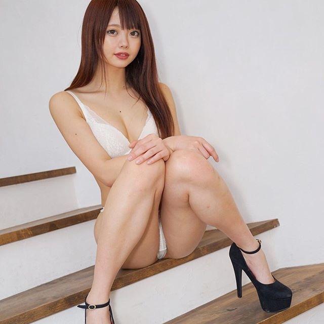 【杏ちゃむエロ画像】こんな可愛いグラビアアイドルが女子プロレスラーってエロ過ぎかよwww 32