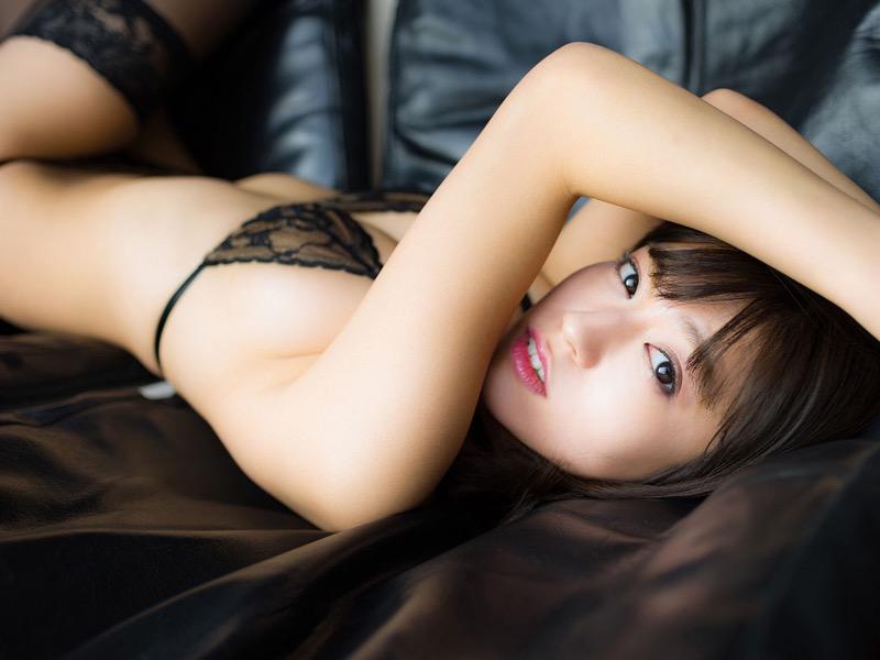 【大澤玲美グラビア画像】こんな可愛くて優しそうでオッパイが大きい彼女とセックスしたいわwww 13