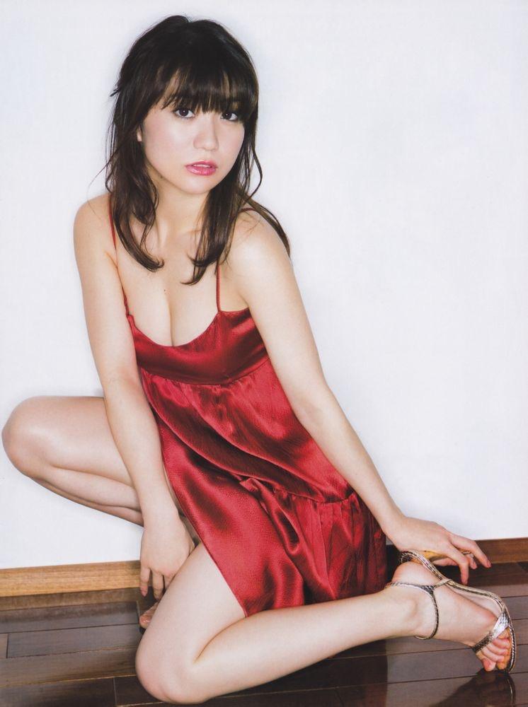 【大島優子グラビア画像】元AKB48アイドルとして有名だけど実は芸歴20年越えのベテランだった件 19
