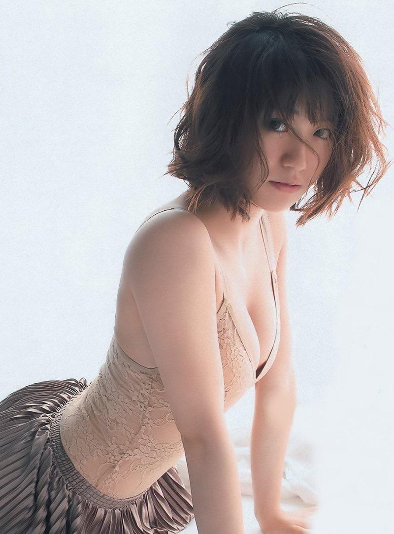 【大島優子グラビア画像】元AKB48アイドルとして有名だけど実は芸歴20年越えのベテランだった件 23