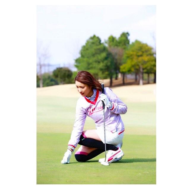 【白石あさえエロ画像】Gカップ巨乳を揺らしてゴルフしてそうなお姉さんと一緒にラウンドしたい! 35