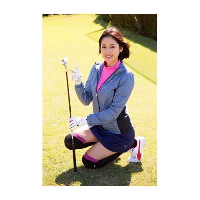 【白石あさえエロ画像】Gカップ巨乳を揺らしてゴルフしてそうなお姉さんと一緒にラウンドしたい! 52