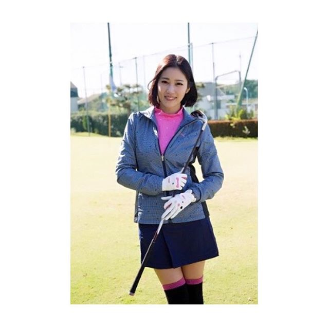 【白石あさえエロ画像】Gカップ巨乳を揺らしてゴルフしてそうなお姉さんと一緒にラウンドしたい! 54