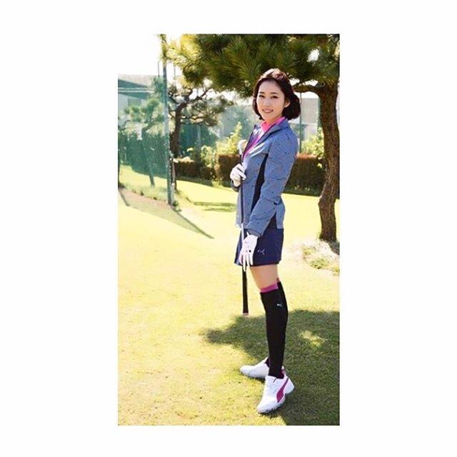 【白石あさえエロ画像】Gカップ巨乳を揺らしてゴルフしてそうなお姉さんと一緒にラウンドしたい! 62