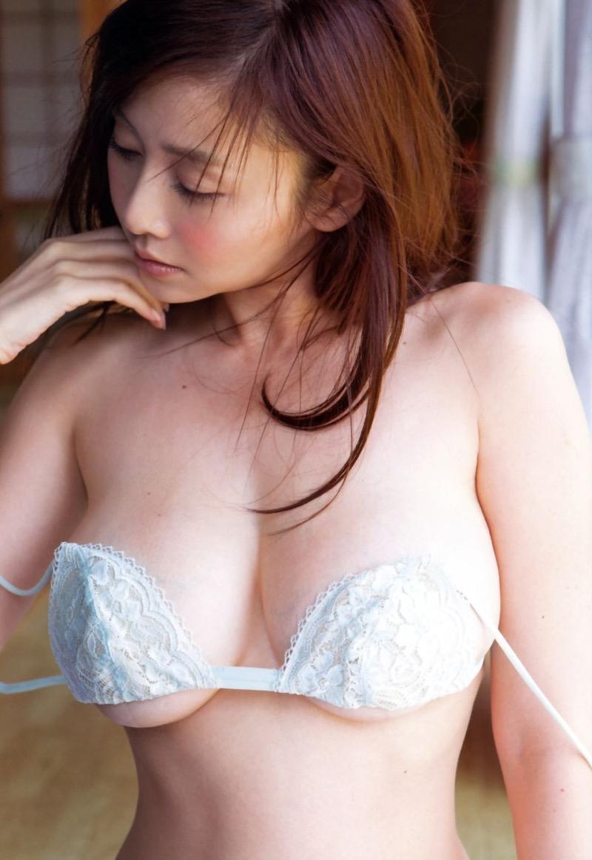 【杉原杏璃グラビア画像】美熟女グラドルが気になる部分の改善にこんにゃくを使っているとかw 54