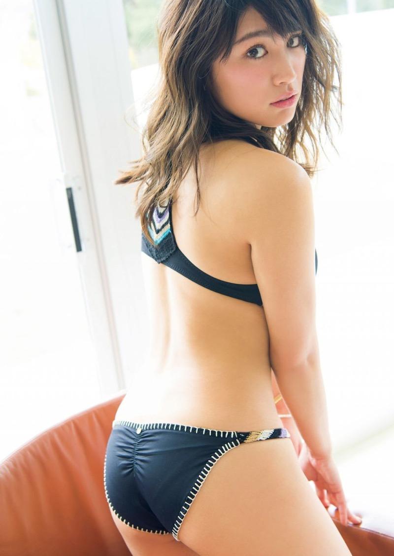 【久松郁実グラビア画像】ファッションモデルしてるだけじゃ勿体無い激エロFカップ巨乳美女! 34