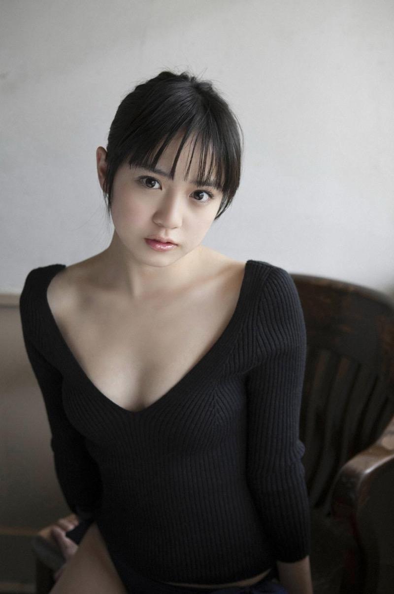 【奥仲麻琴グラビア画像】いくつになっても可愛らしい童顔美少女のちょっとエッチなビキニ姿! 41