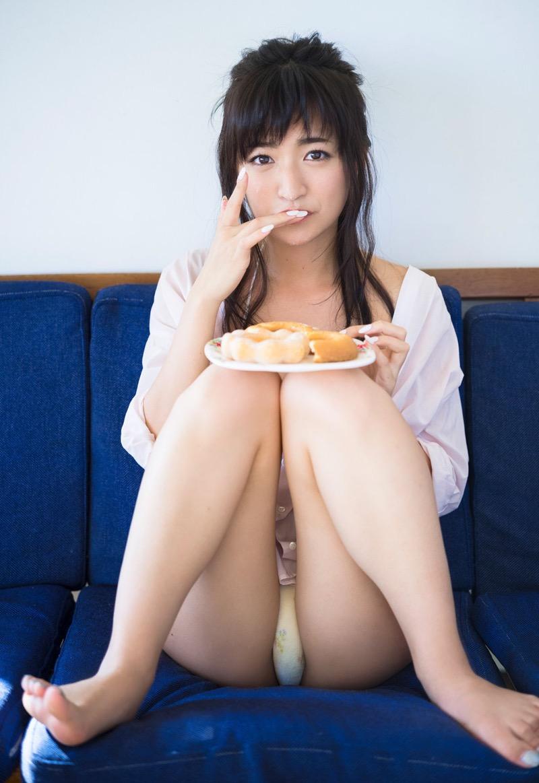 【☆HOSHINOグラビア画像】可愛い顔して激エロなGカップ巨乳ボディがめちゃシコなんだがwww 71