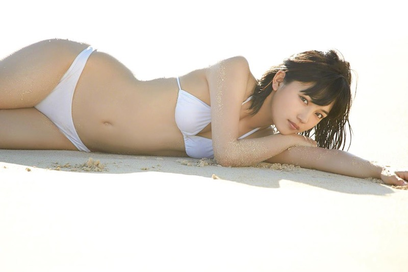 【川口春奈エロ画像】小学生で芸能界デビューした女の子がこんなにもセクシーに育ちました。 10
