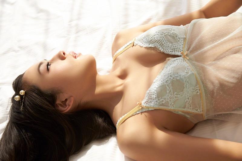 【川口春奈エロ画像】小学生で芸能界デビューした女の子がこんなにもセクシーに育ちました。 19