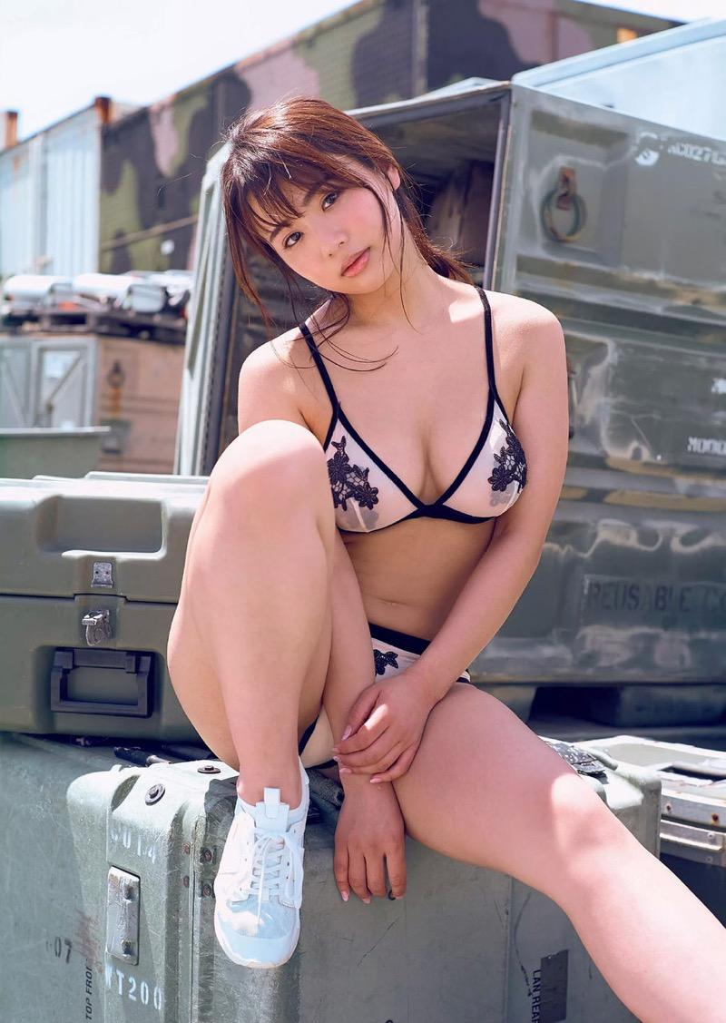 【平嶋夏海エロ画像】Fカップ巨乳のめちゃシコボディでAKB卒業後も人気を誇るグラビアアイドル 27