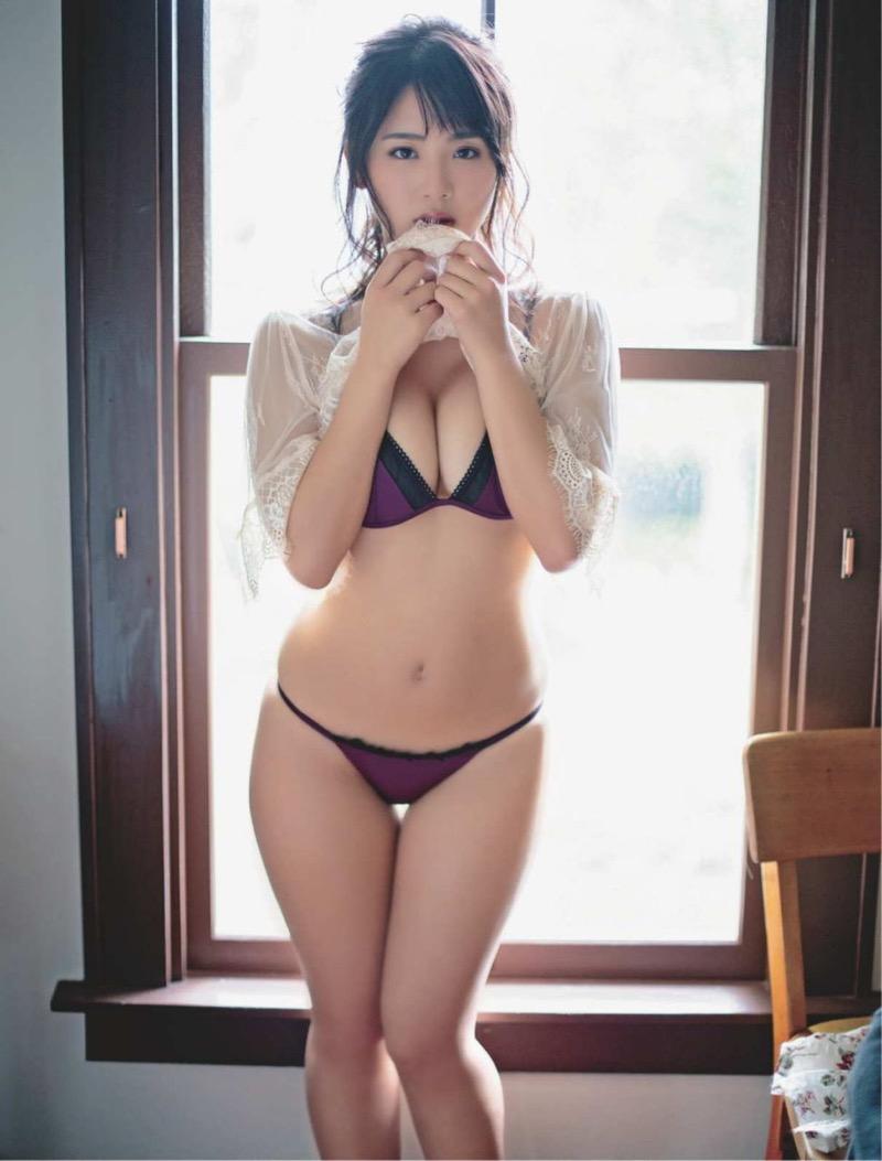 【平嶋夏海エロ画像】Fカップ巨乳のめちゃシコボディでAKB卒業後も人気を誇るグラビアアイドル 54