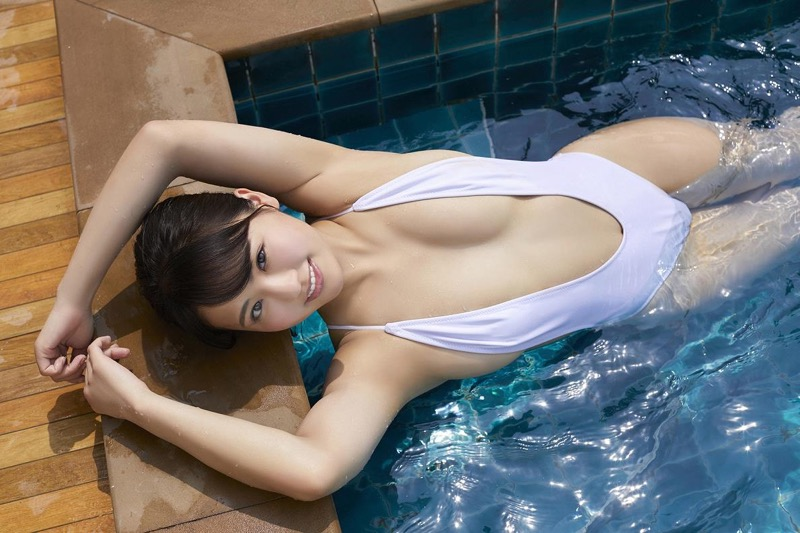 【平嶋夏海エロ画像】Fカップ巨乳のめちゃシコボディでAKB卒業後も人気を誇るグラビアアイドル 82