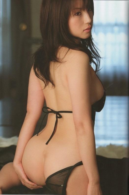 【庄司ゆうこエロ画像】AV寸前なアダルトイメージビデオで陰毛まで曝け出すFカップ巨乳グラドル 13