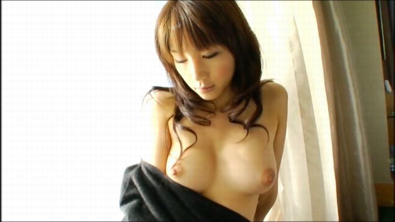 【庄司ゆうこエロ画像】AV寸前なアダルトイメージビデオで陰毛まで曝け出すFカップ巨乳グラドル 41