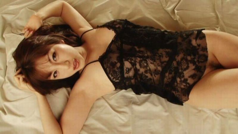 【庄司ゆうこエロ画像】AV寸前なアダルトイメージビデオで陰毛まで曝け出すFカップ巨乳グラドル 47