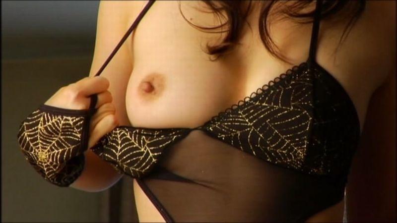 【庄司ゆうこエロ画像】AV寸前なアダルトイメージビデオで陰毛まで曝け出すFカップ巨乳グラドル 51